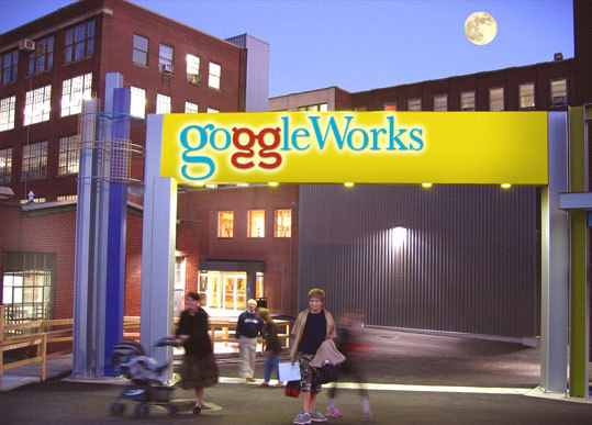 The GoggleWorks Center for the Arts
