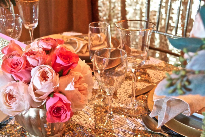 Sweetheart Place Setting