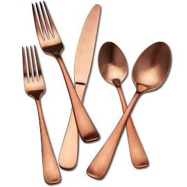 Flatware - Copper