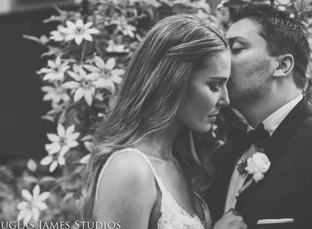 Megan + Chris: An Elegant, Vintage Affair