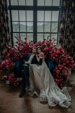 Styled shoot at The River House at Odettes