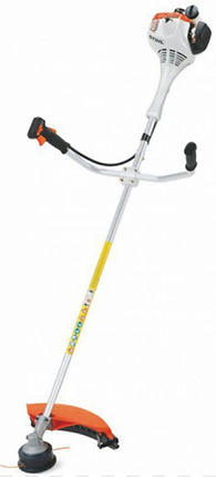 gas powered string trimmer