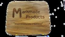 Markmade Products logo and slogan