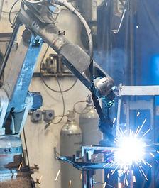 Amish welding robot
