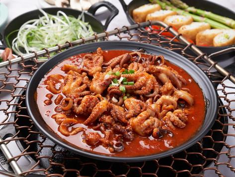 Spicy Short Arm Octopus  불쭈꾸미