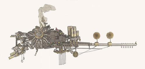 桐壺--人間淨化砲