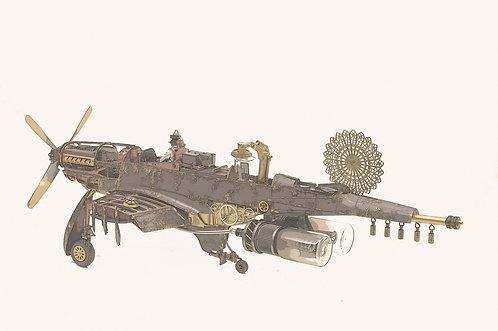 Mustang Flying Boat