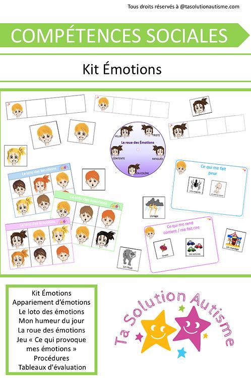 Kit Émotions