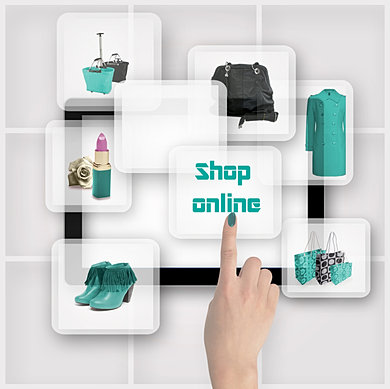 Private online shopping
