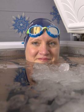 Cath ice bath