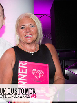 Kath UK Customer Service Awards