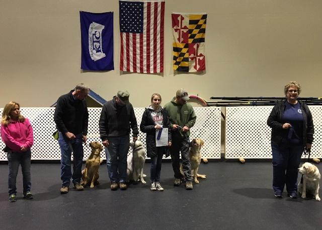 2018 Family Dog CGC Grads