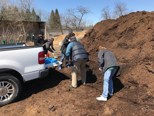 OLI NAPERVILLE COMMUNITY GARDEN--GROWING FOOD FOR THOSE IN NEED