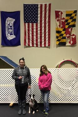 Mia & Erica Noseworthy receive CGCA