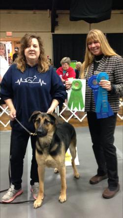 Asher & Lisa Trippett 1st Place for