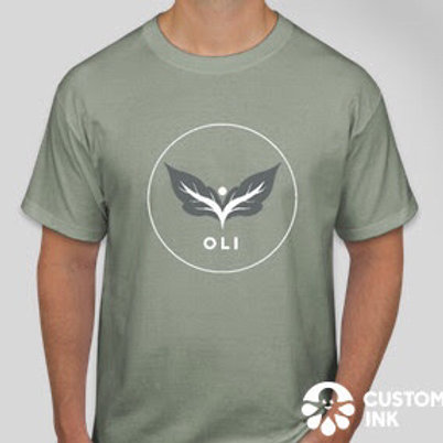 OLI Logo Tee (Green)