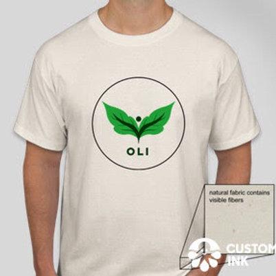 OLI Logo Shirt (Biege)