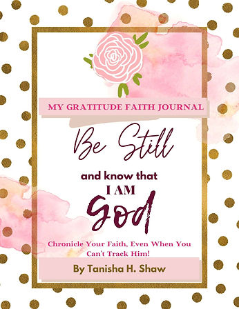 2021 NEW GRATITUDE FAITH JOURNAL COVER