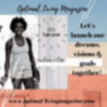 Subscribe to Optimal Living Magazine
