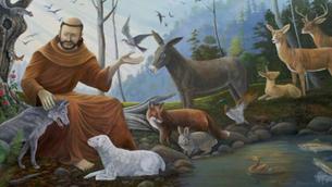 The Mysticism of Saint Francis