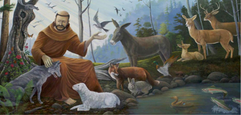 The Mysticism of St. Francis of Assisi