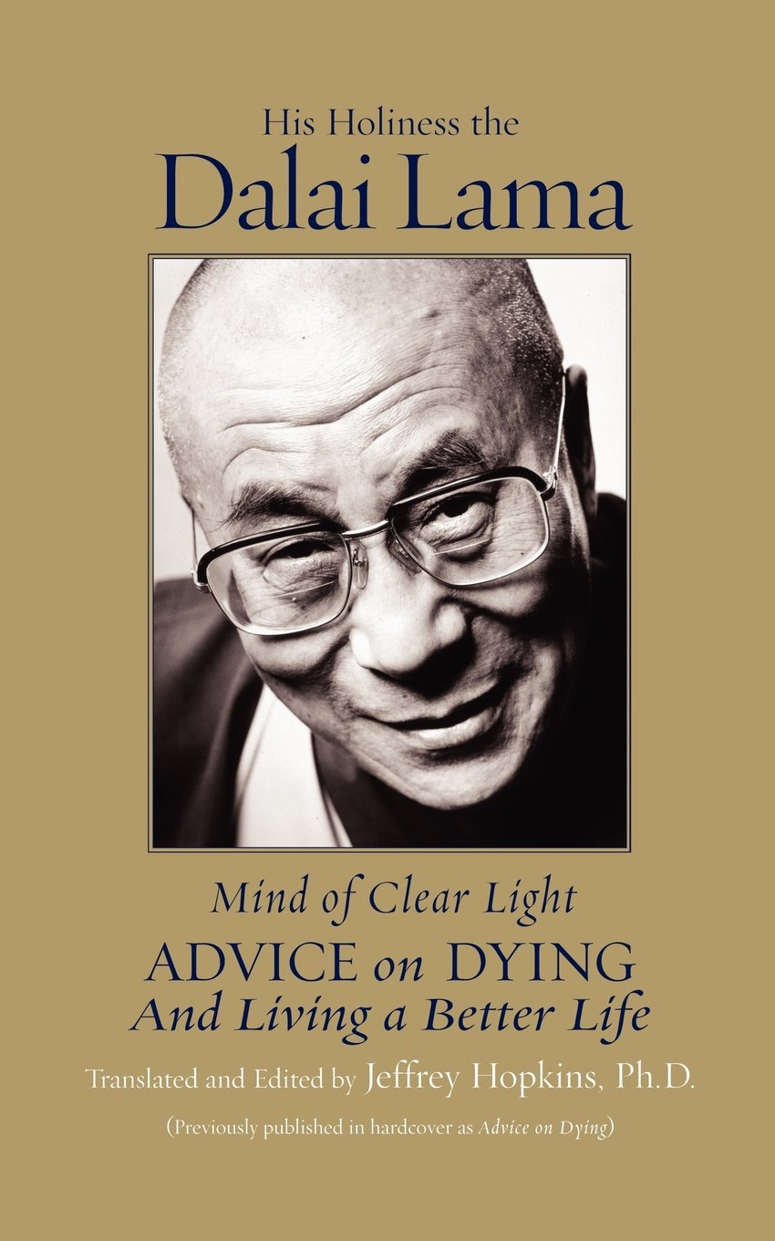 Mind of Clear Light - Dalai Lama