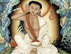 Two Prayers from Milarepa