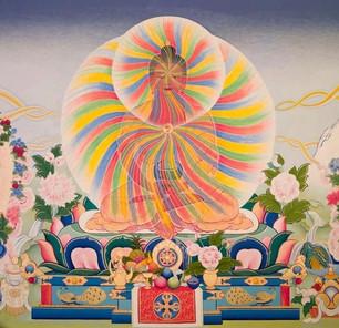 The Sun of Basic Goodness Meditation