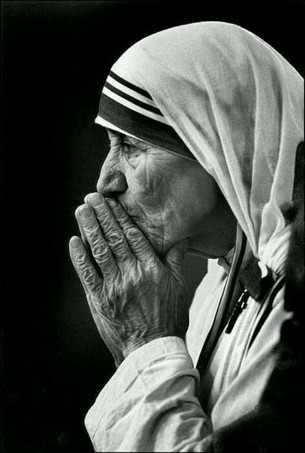 Two Inspirational Prayers from Mother Theresa