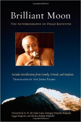Brilliant Moon The Autobiography of Dilgo Khyentse