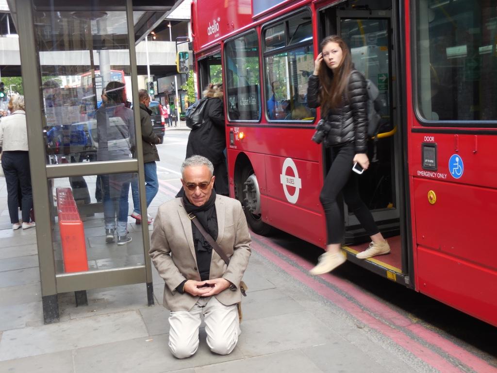 """London Calling"" Meditation"