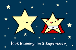 look mummy