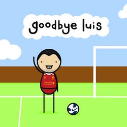 good bye luis