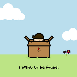 i want to be found