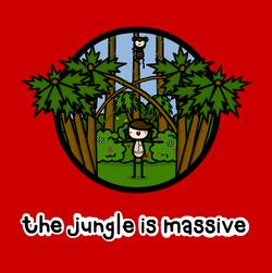 jungle is massive