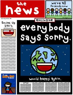 everybody says sorry