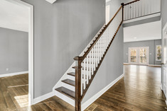 Foyer: Rosewood
