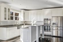 Kitchen: Rosewood