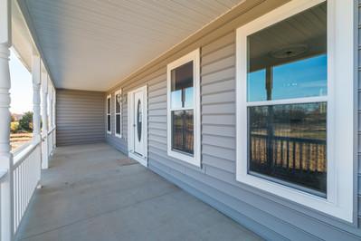 Porch: Rosewood