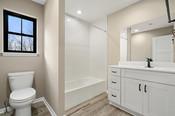 Willow Model Upper Bathroom
