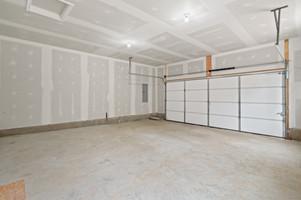 Redwood Model: Garage