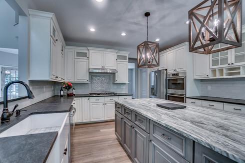 Kitchen: Maplewood