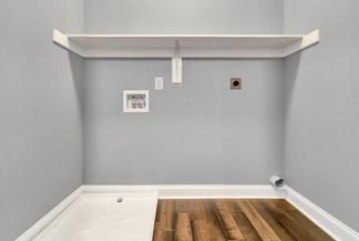 Laundry Room:Main Level Master