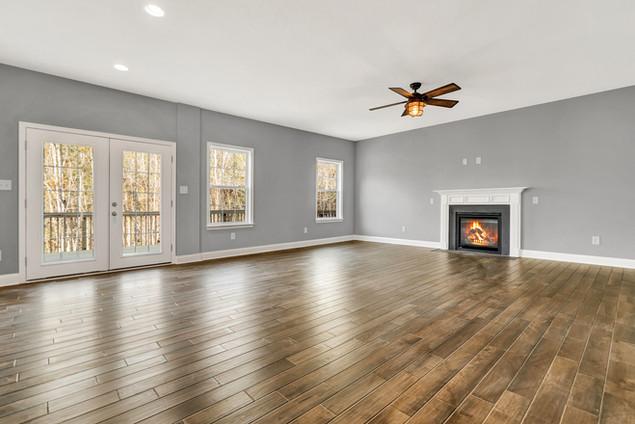 Living Room:Main Level Master