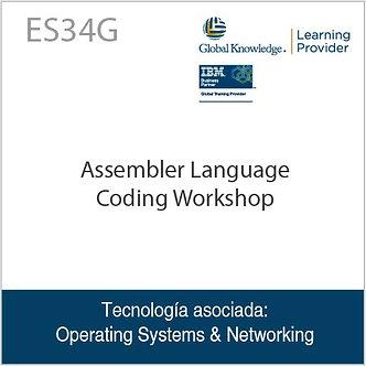 ES34G | Assembler Language Coding Workshop