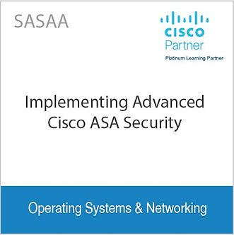SASAA | Implementing Advanced Cisco ASA Security