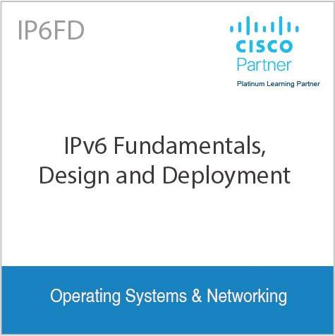 IP6FD | IPv6 Fundamentals, Design and Deployment