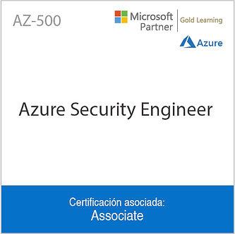 AZ-500 | Microsoft Azure Security Engineer