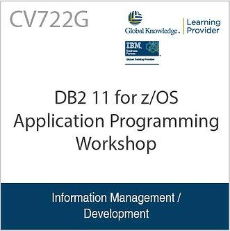 CV722G | DB2 11 for z/OS Application Programming Workshop
