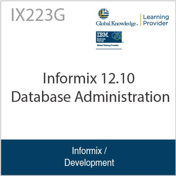IX223G | Informix 12 10